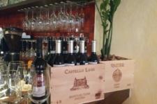 Trattoria Pizzeria Ristorante Cittadella Locarno Hotel Specialità di Pesce Fisch Spezialitäten - vino Wein